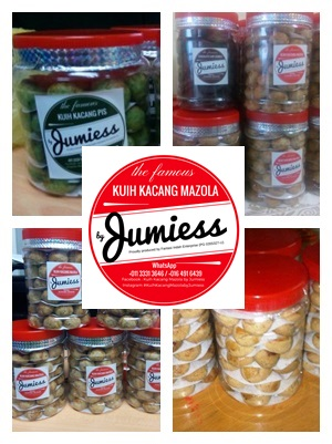 Jumiess Cookies