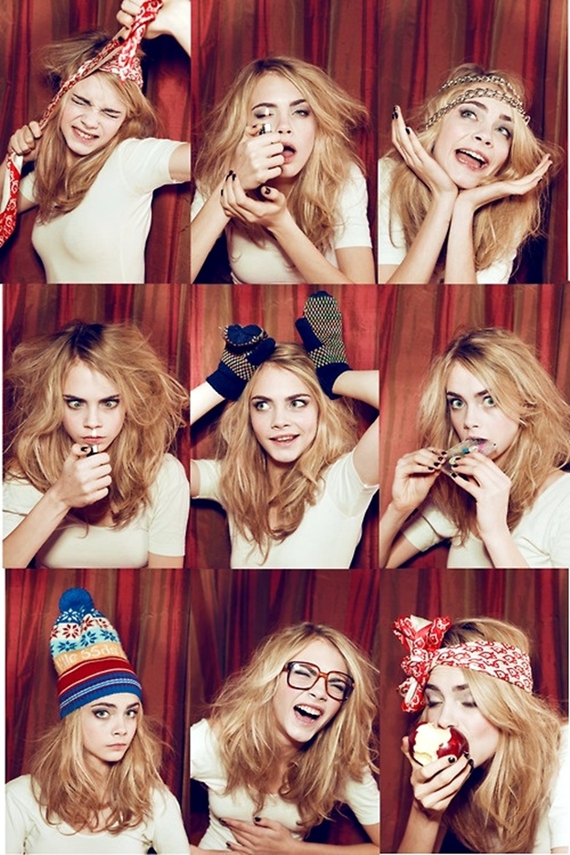 Cara Delevingne The Most Talked About Model Flo On