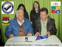 CONVENIO U. CHILE