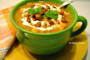 Roasted Southwest Pumpkin Stew