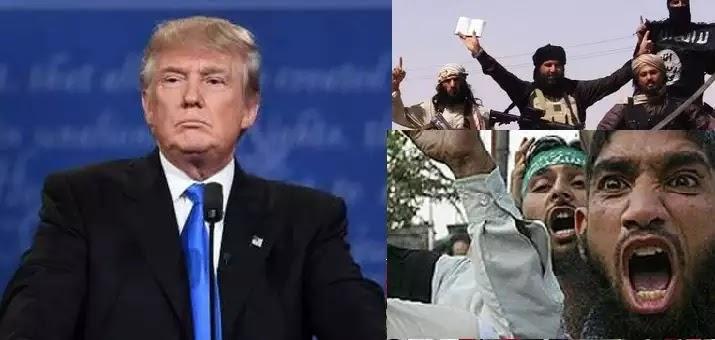Οι κεραυνοί ϟϟ της γνώσεις κτύπησαν τον Τραμπ ☠: Πολλοί κακοί άνθρωποι θέλουν να μπουν στις ΗΠΑ!σωστά!