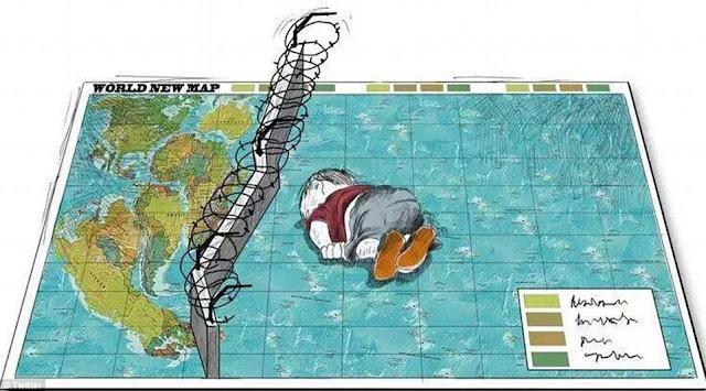 A imigração é um problema de responsabilidade global