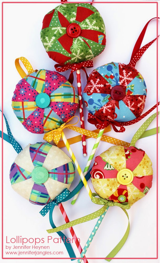 lollipop decorations - Lollipop Christmas Decorations