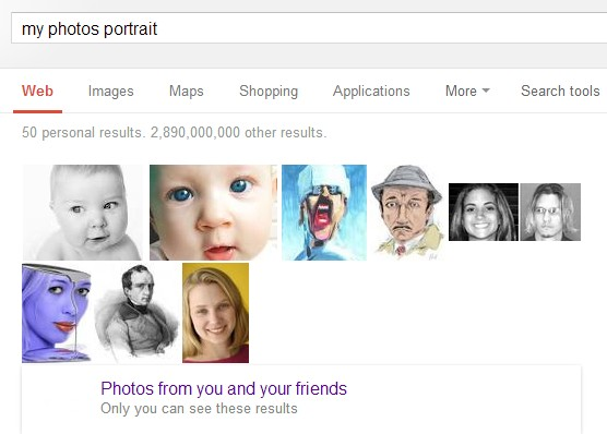 how to search my photo in google