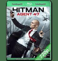 HITMAN: AGENTE 47 (2015) HDRIP 720P HD MKV INGLÉS SUBTITULADO