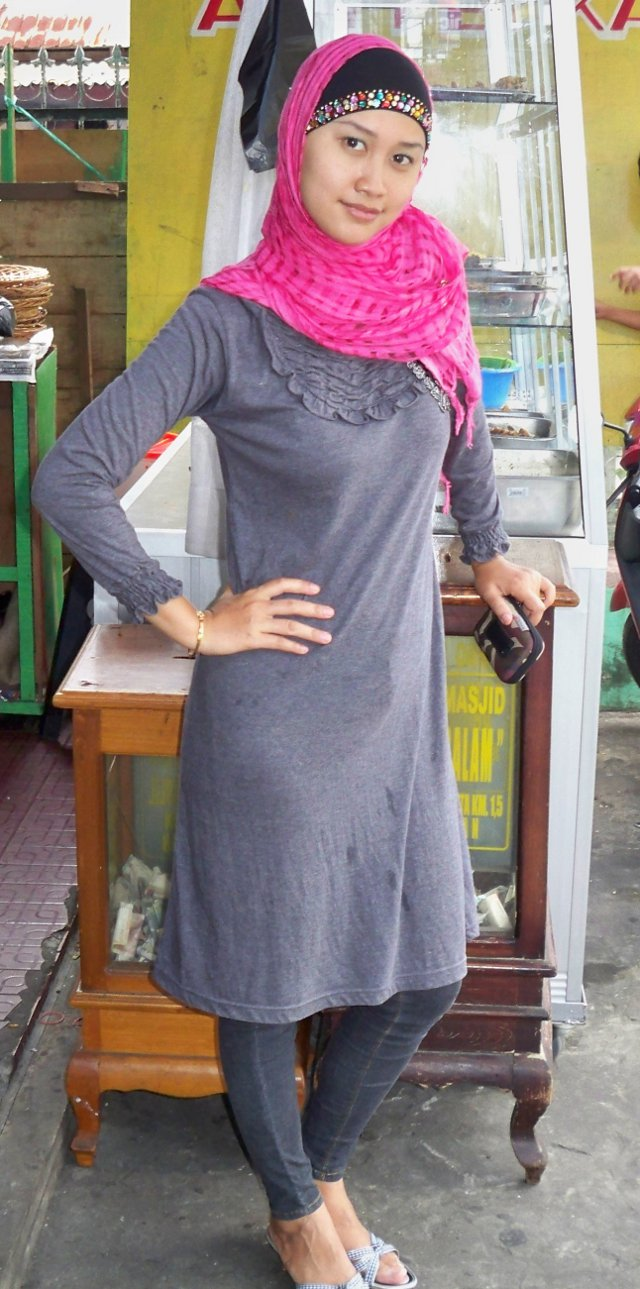 Sorry, that Tante jilbab ngentot useful piece