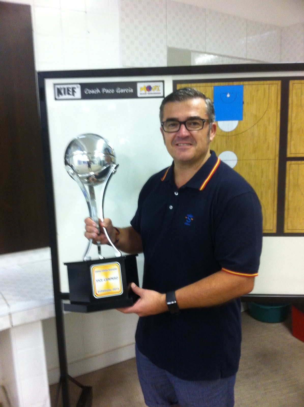 Sub Campeones de Liga Paulista 2015