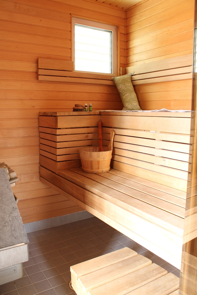rivitalon sauna