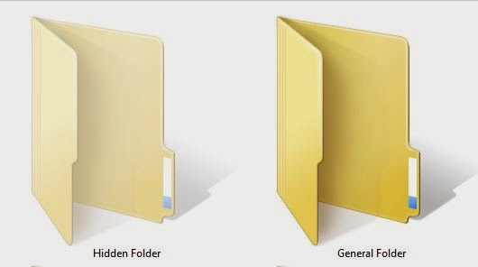 Cara Mengembalikan Dokumen Tersembunyi Windows 8