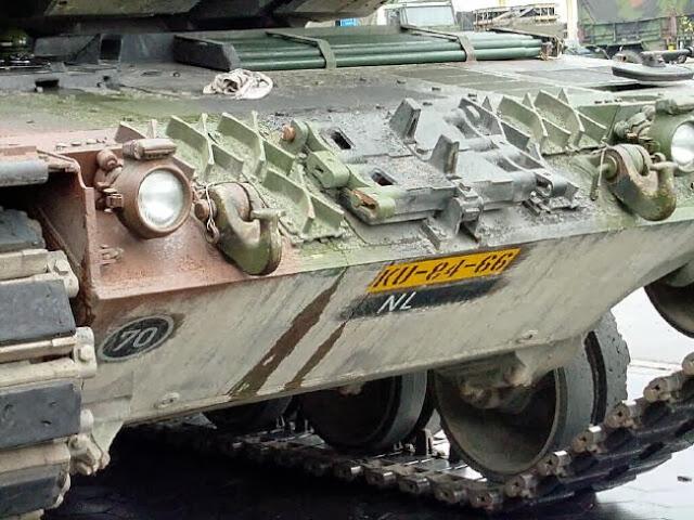 Belanda Sesalkan Pembatalan Penjualan Tank Leopard ke RI