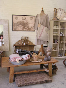 A view from inside the store