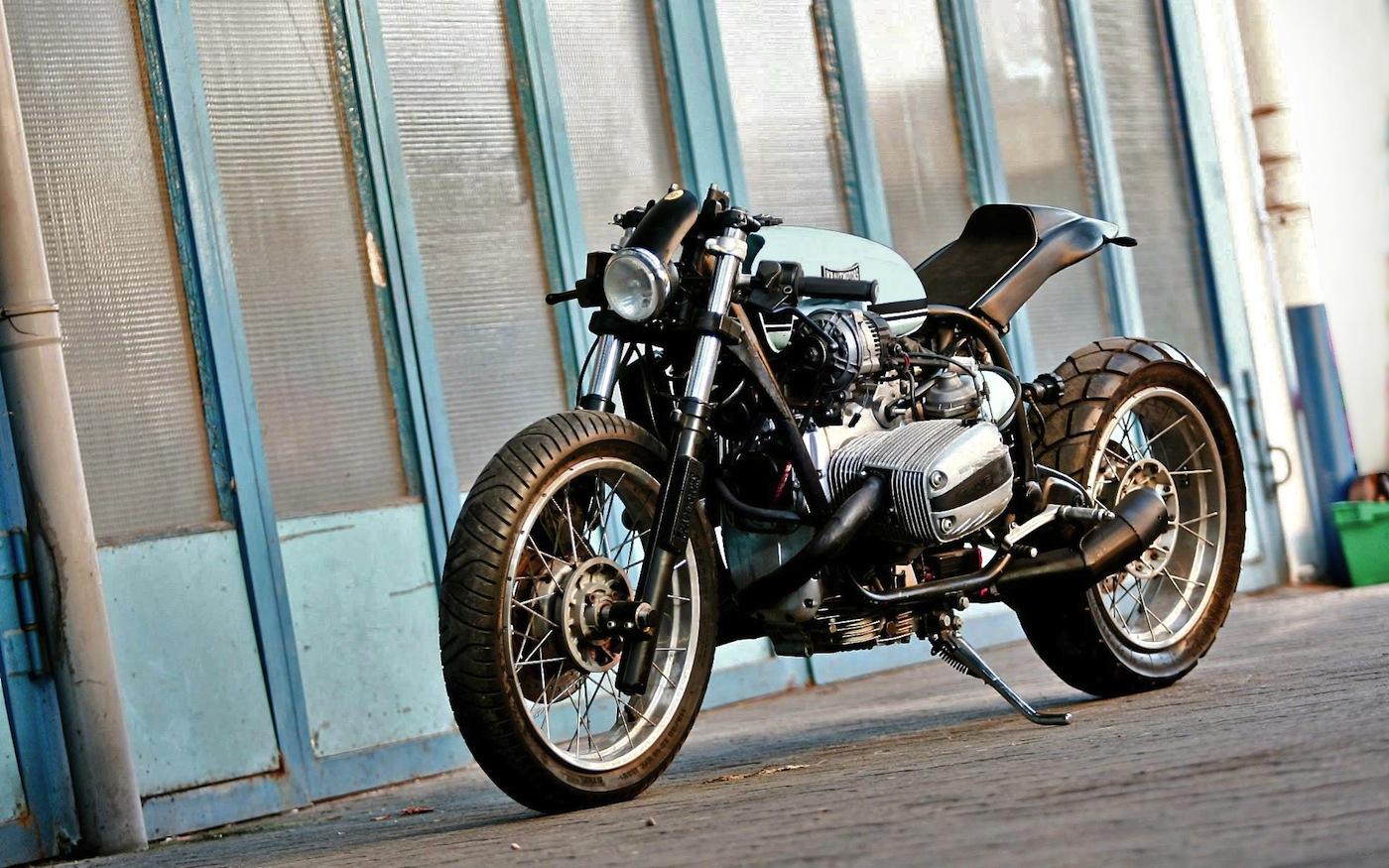 Bmw R 1100 Cafe Racer Idea Di Immagine Del Motociclo