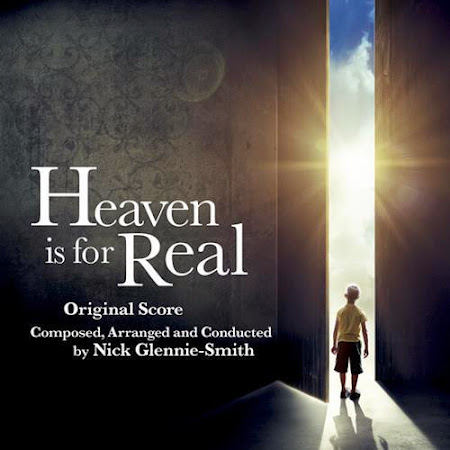 Poster Of Heaven Is for Real 2014 In Hindi Bluray 720P Free Download