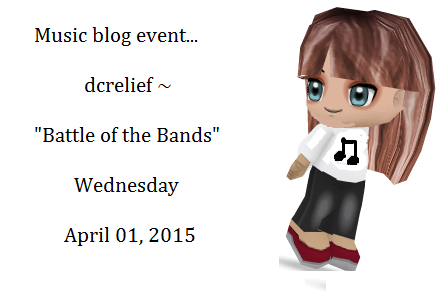 dcrelief ~ battle of the bands