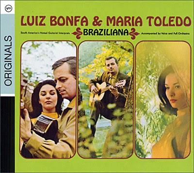 Braziliana - Luiz Bonfa & Maria Toledo - Verve - 2008