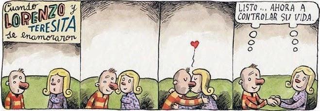 Amor versus control