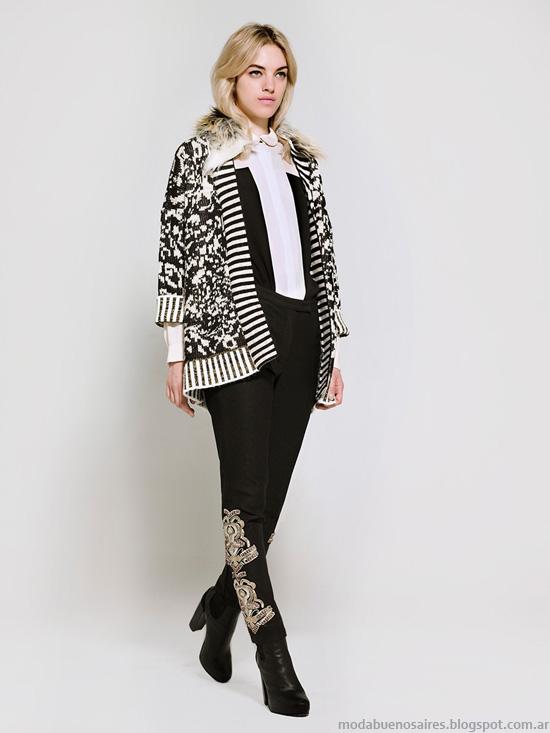 Sweaters invierno 2014 moda invierno 2014.