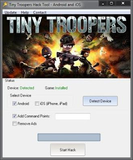 tiny troopers free hack tool android ios game cheats and hacks