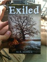 Exiled – The Paperback