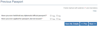 Step 5: Apply for Passport\Re-issue Passport Online image