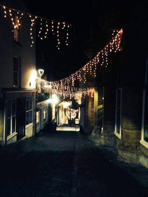 Christmas Steps Arts Quarter, Bristol ~ Your Christmas Lights Pics ...