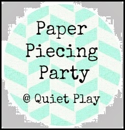 Paper Piecing Party Linky