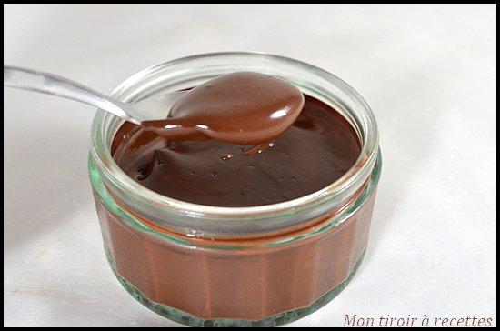 danette chocolat maison