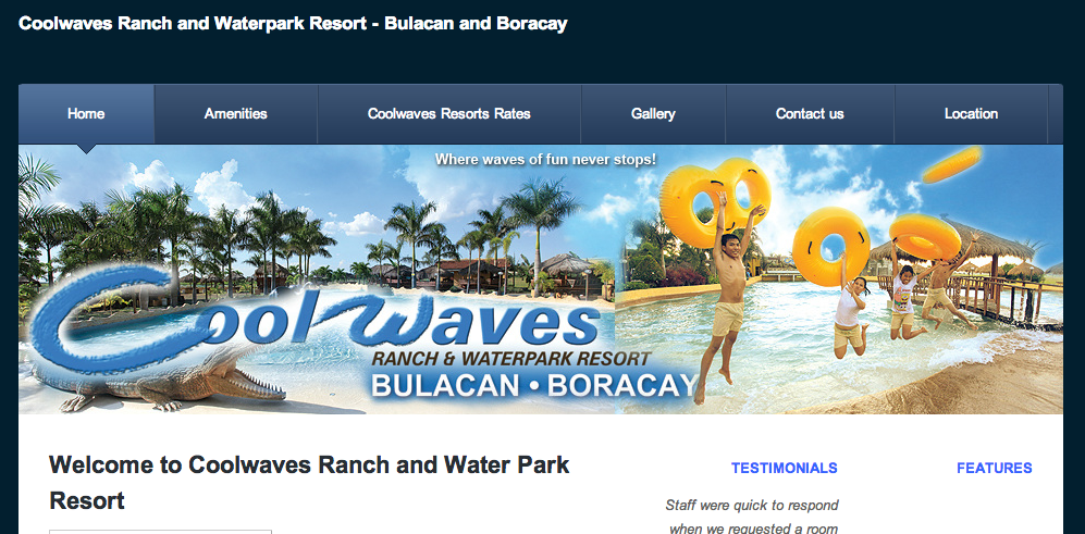 Bulacan Philippines  city pictures gallery : Waves Bulacan Resort Website http://bulacan resorts.blogspot.com ...