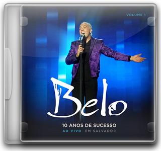 Capa CD Belo   10 Anos de Sucesso   Vol. 1 & Vol. 2 (2011)