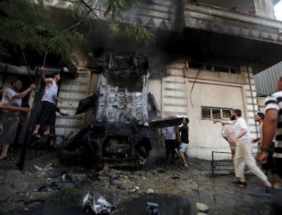 Ataques do Estado Islâmico deixam Hamas e Jihad Islâmica em Gaza