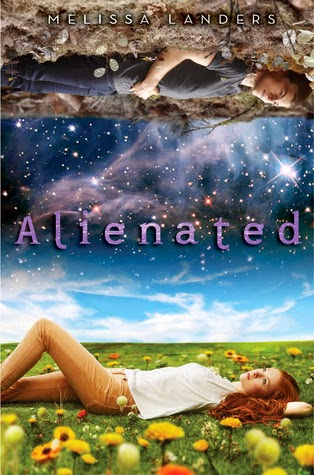 Cover for Alienated by Melissa Landers