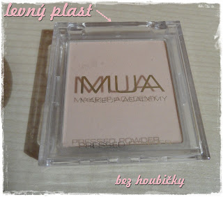MUA pressed powder 2