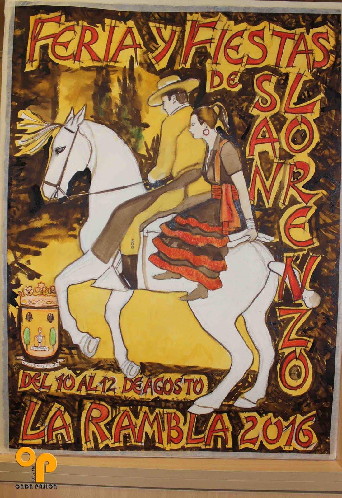 Ferias y Fiestas de San Lorenzo 2016