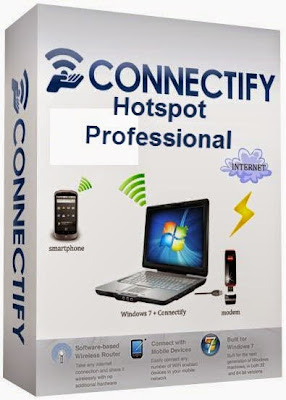Connectify Hotspot e Dispatch 8.0