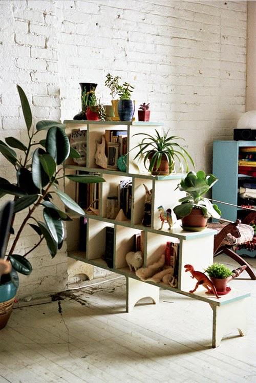 Ideas para Separar Ambientes con Materiales Reciclados