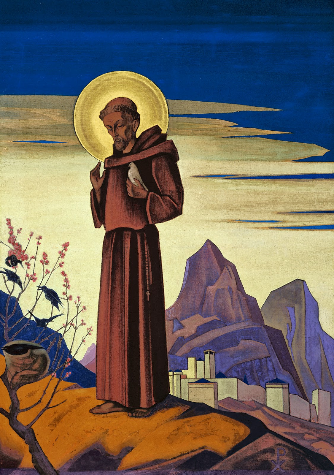 the 2nd apple iste confessor for the feast of st francis of assisi