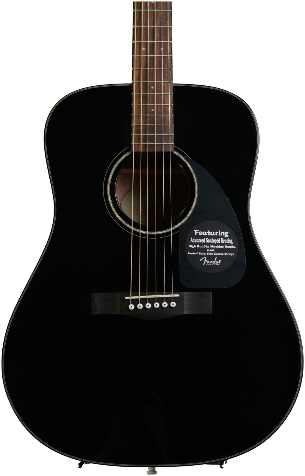 Fender CD 60[ACOUSTIC GUITAR]