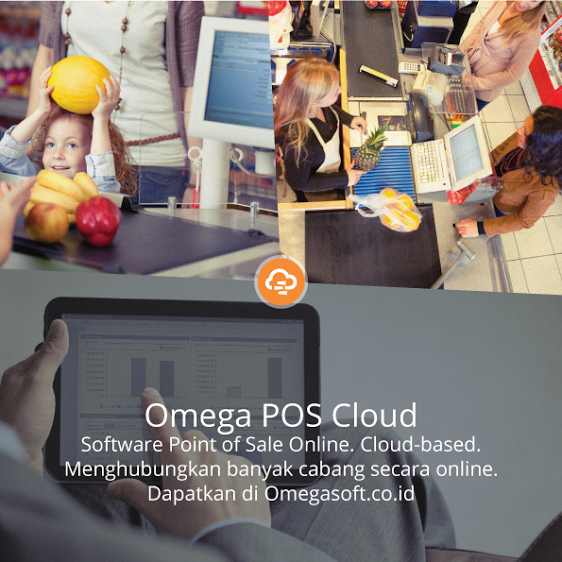Download Software Point of Sales Online Omega POS Cloud
