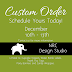 Limited Time Custom Order Request