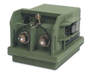 Радиоретранслятор Rt-1847 TRSS-тактической дистанционной сенсорной системы