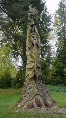 Bath Totem, Victoria Park