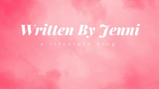Written by Jenni