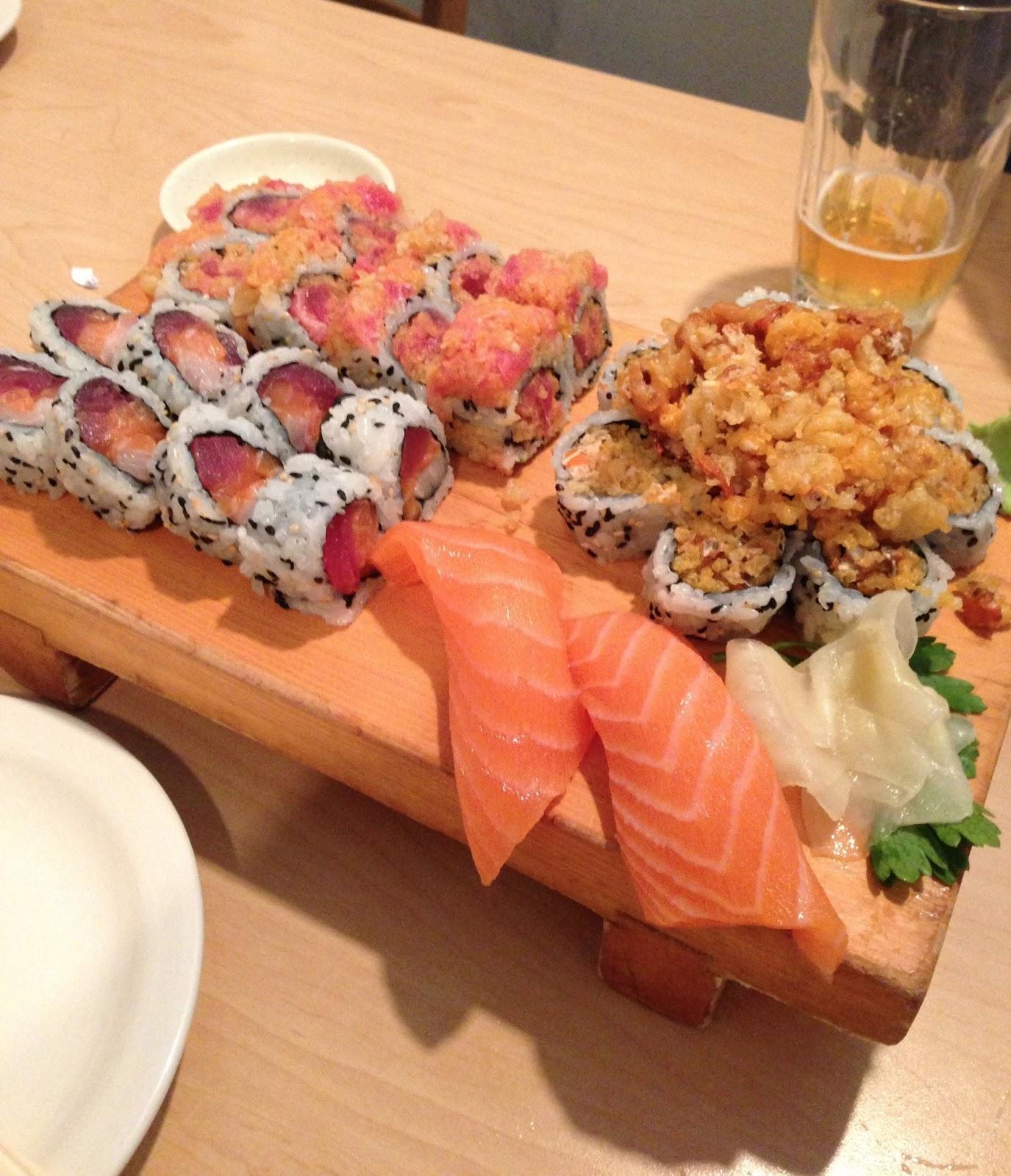 Indianapolis restaurant scene asaka sushi for Asaka japanese cuisine