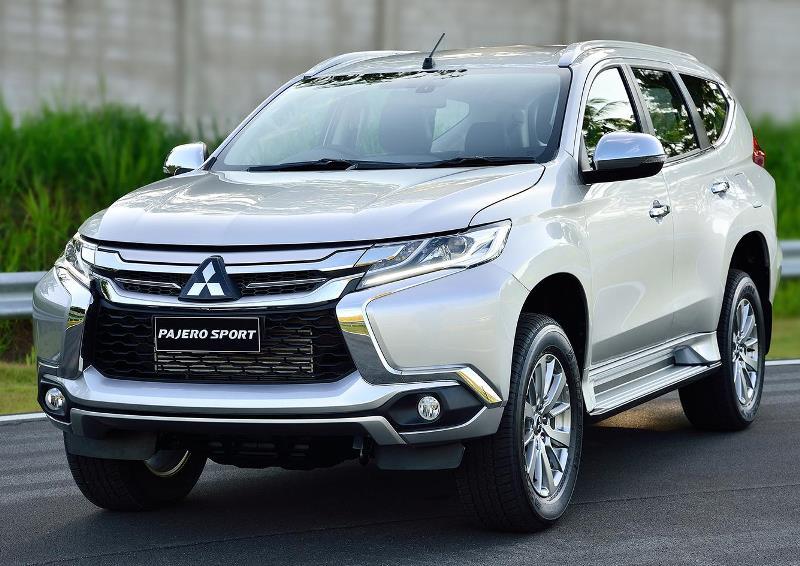 Salão de SP 2018: 2º dia é das marcas asiáticas e de carros de luxo Mitsubishi-Pajero-Sport-2016