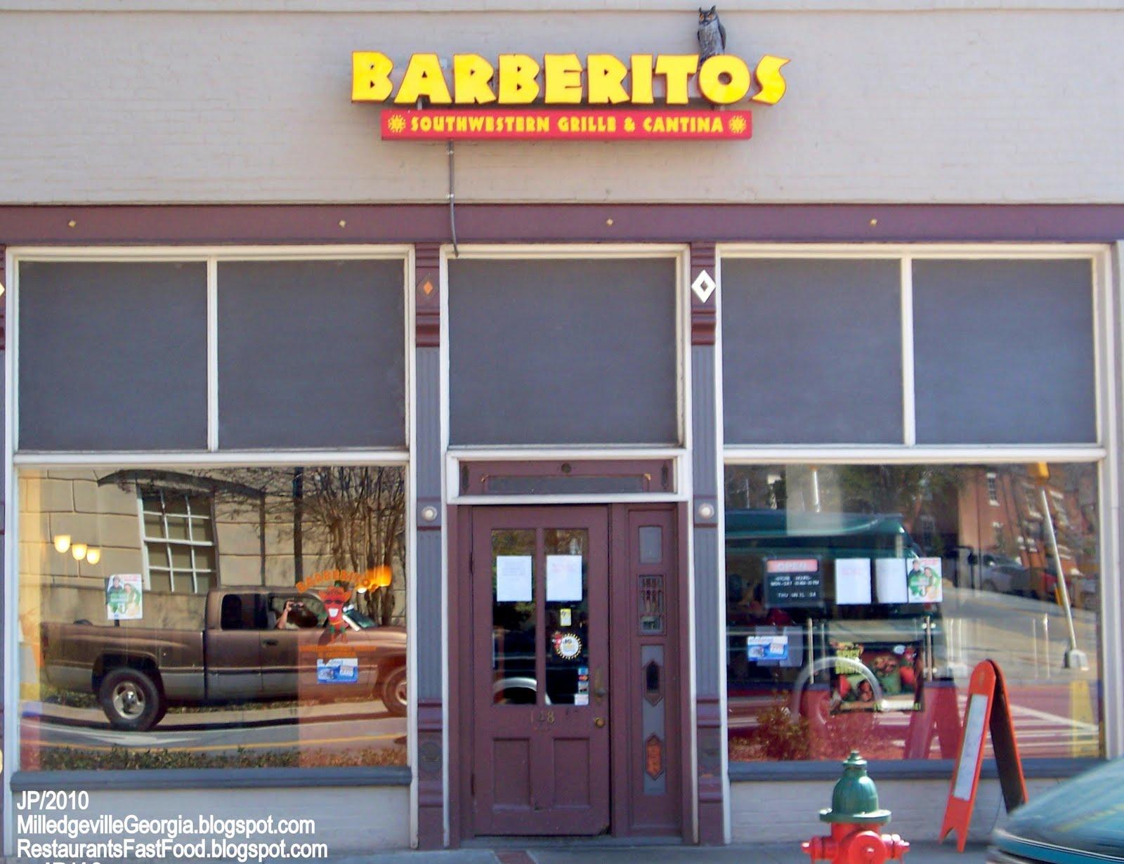 Downtown Milledgeville Restaurants