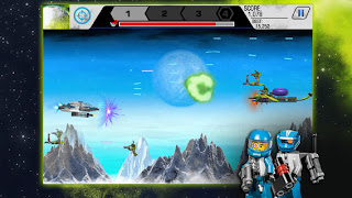 LEGO Galaxy Squad Bug Battle v2.0 for iPhone/iPad