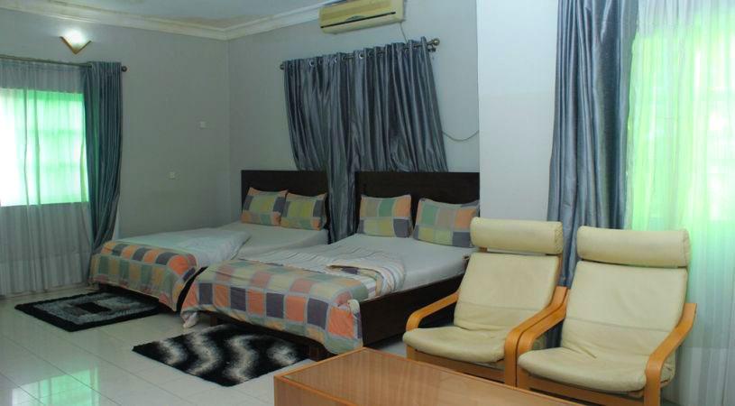 Lekki Heights room