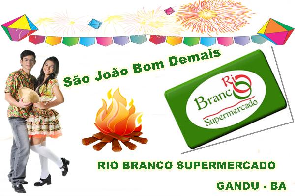 SUPERMERCADO RIO BRANCO