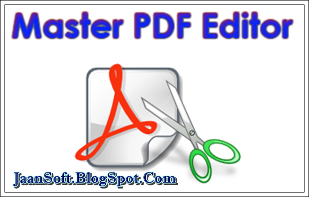 Master PDF Editor 2.2.15 For Windows