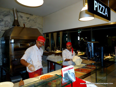 Vapiano's Pizza Station